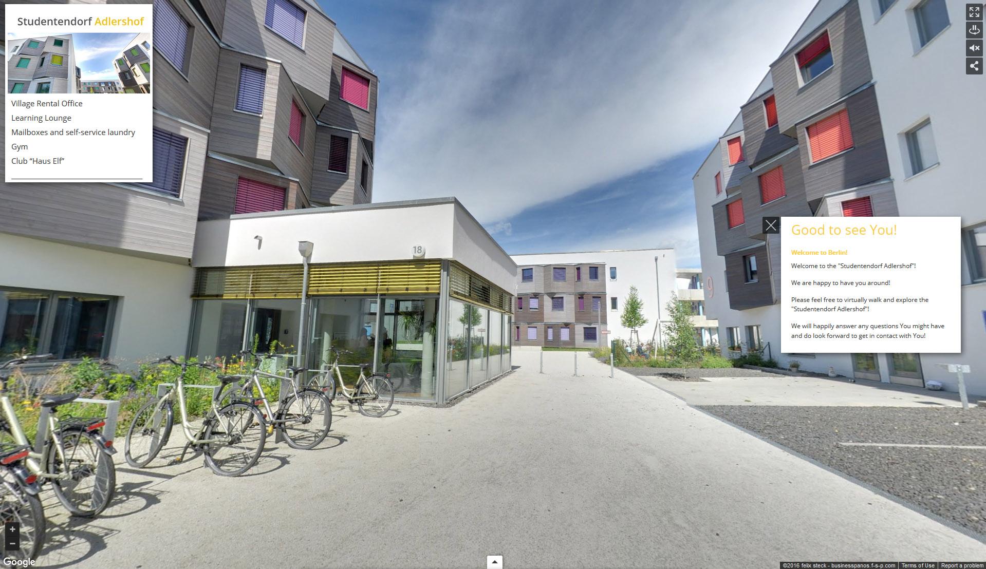 Adlershof Studentendorf
