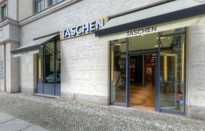 taschen store berlin felix steck photographer. Black Bedroom Furniture Sets. Home Design Ideas